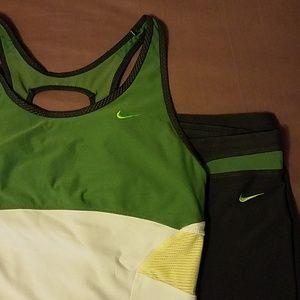 Nike FitDry Athletic Wear 2-Piece Set